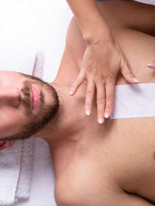 Men's Body & Facial Waxing